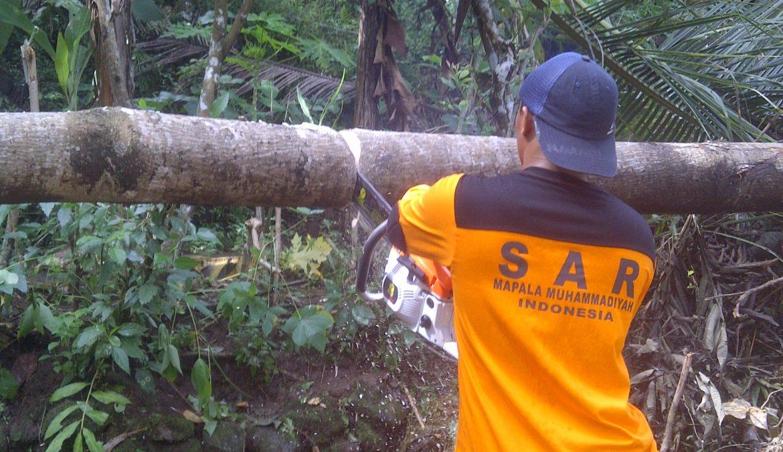 Operasi SARMMI di Bencana Longsor Purworejo dan Banjarnegara