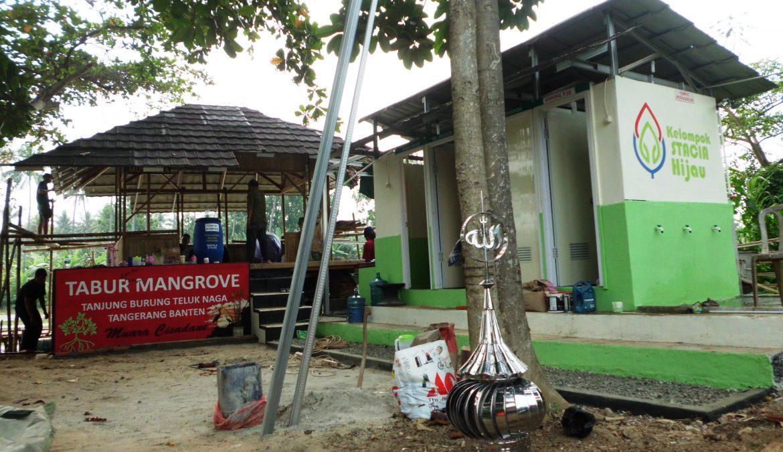 SARMMI Mendukung Stacia Dirikan Pusat Pelatihan Mangrove Muhammadiyah