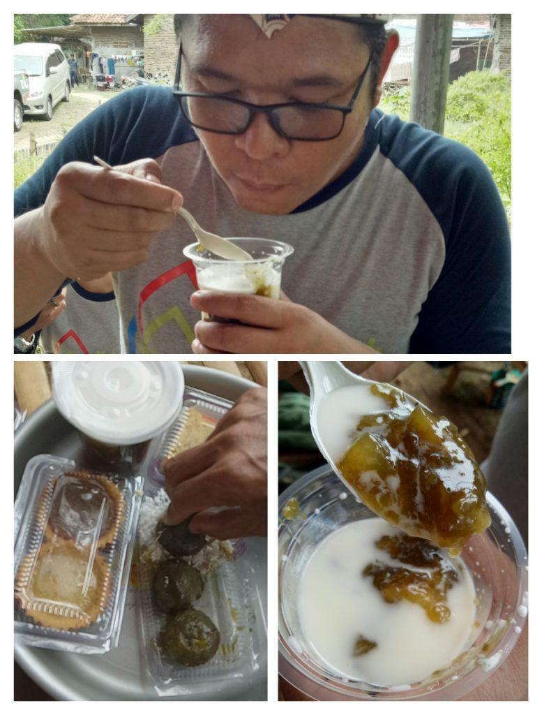 Berbagai macam makanan dari bahan mangrove dibuat oleh masyarakat