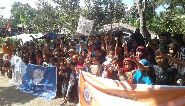 Sekeping ucapan apresiasi dan terima kasih Buat Kinerja SARMMI Pada Gempa Lombok