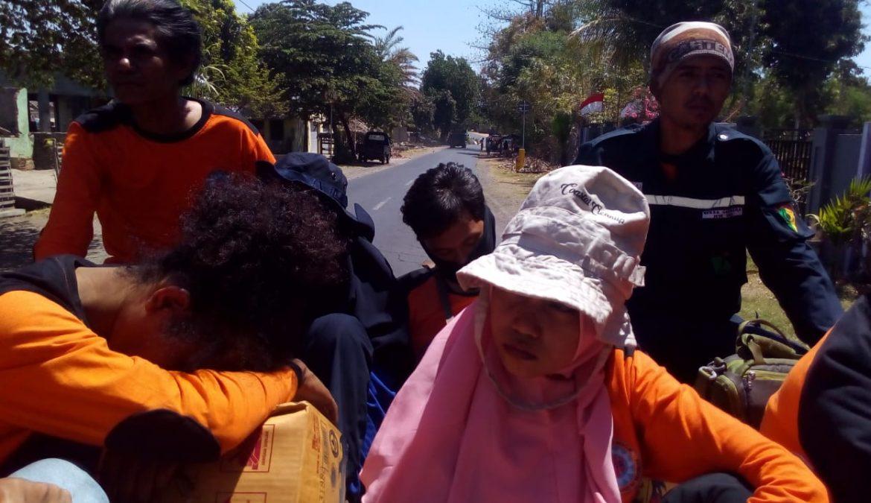 Tim Relawan SARMMI Jilid II Tiba Di Lombok
