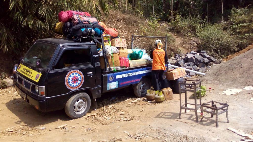 Relawan SARMMI Sudahi Operasi Kemanusiaan di Posko Bual