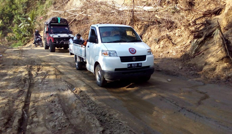 Catatan Relawan SARMMI di Lokasi Bencana Sulawesi Tengah