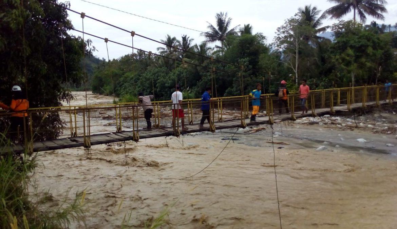 Tim Rescue SARMMI Siaga di Sungai Miu Sigi