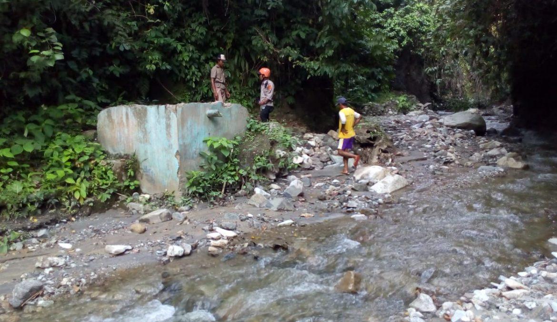 Selamat Datang Kembali Air Bersih di Desa Salua