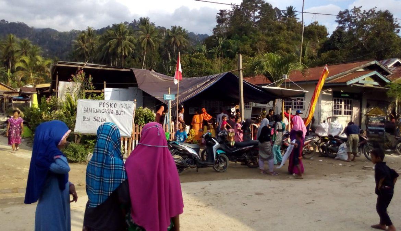 Pemuda Desa Salua Terinspirasi Menjadi Tim Rescue