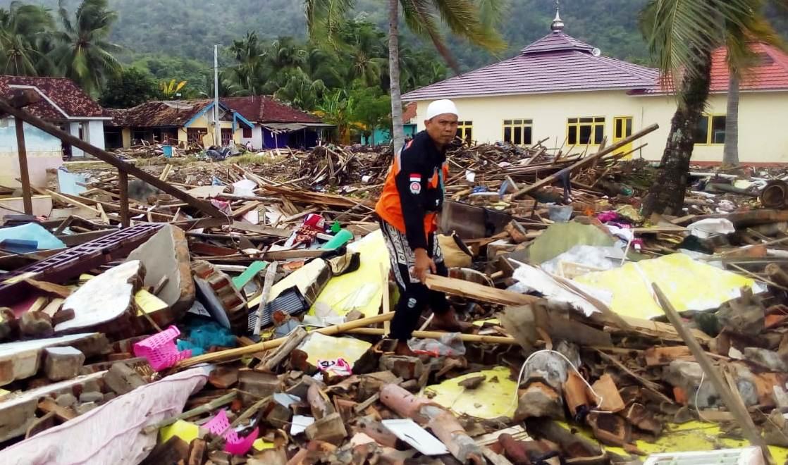 Zulfahmi : Korban Tsunami yang Menjadi Ketua Tim Relawan Kemanusiaan