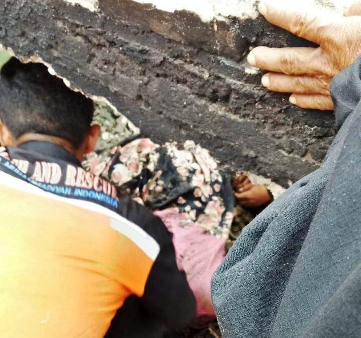 Tim SARMMI Temukan Jenasah Korban Tsunami Di Lampung Selatan
