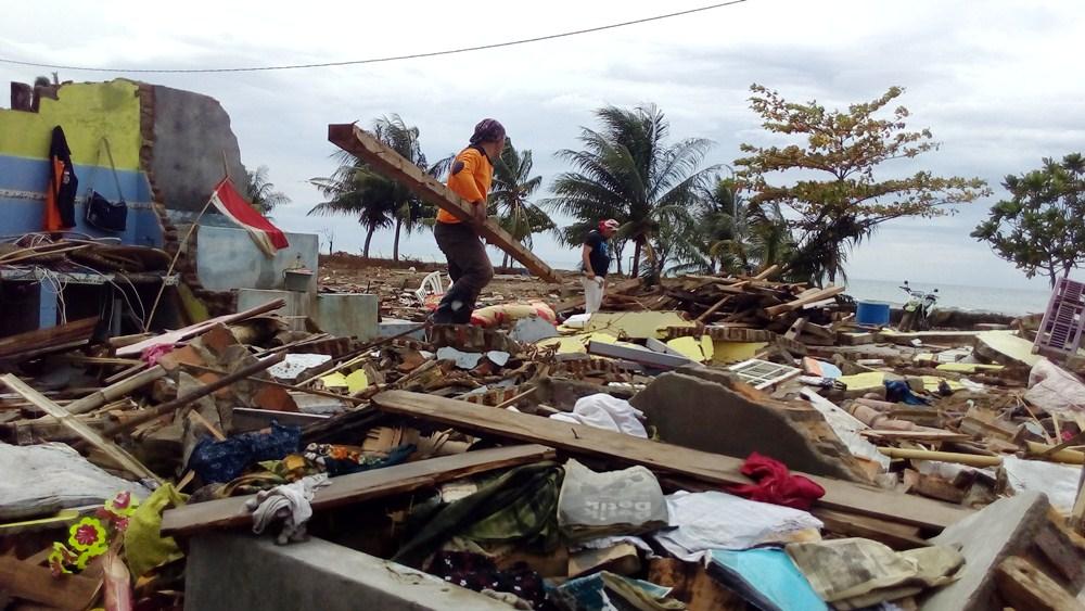 Kesaksian Nelayan di Tengah Laut Saat Terjadi Tsunami Selat Sunda