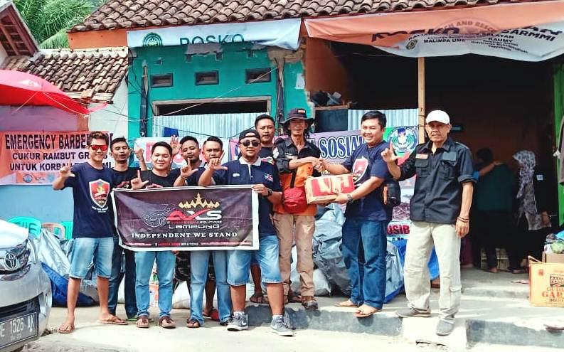Avanza Xenia Solution Salurkan Donasi Tunasi Untuk Korban Tsunami