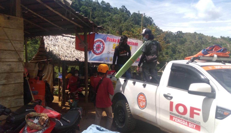 IOF Distribusikan Bantuan Untuk Desa Terisolir Korban Gempa Mamuju